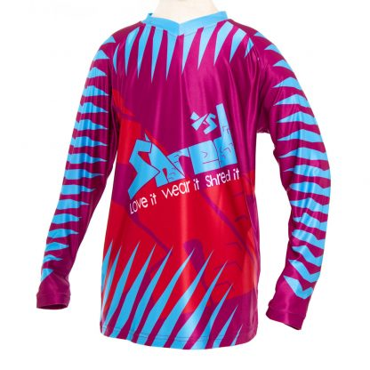 ShredXS Shark Long Sleeve Cycle Jersey