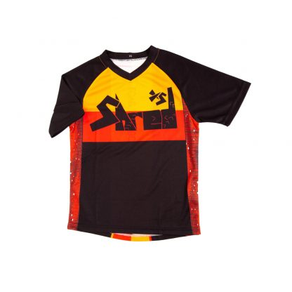 ShredXS Retro Short Sleeve Cycle Jersey
