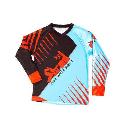 ShredXS Raptor Long Sleeve Cycle Jersey