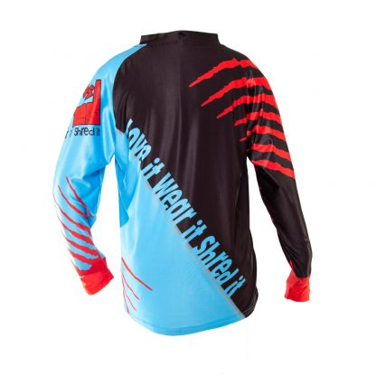 Raptor Long Sleeve Cycle Jersey