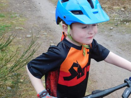 ShredXS Child Retro Cycle Jersey